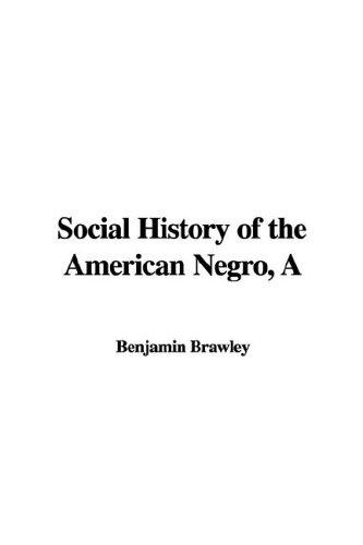 Download A Social History of the American Negro