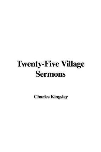 Download Twenty-five Village Sermons