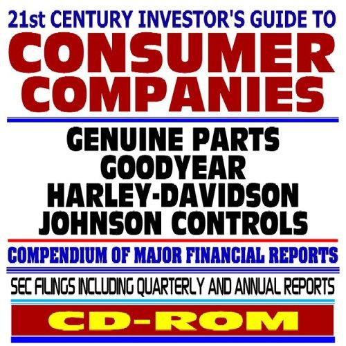21st Century Investor's Guide to Consumer Companies