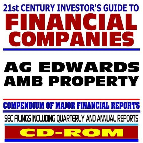 21st Century Investors Guide to Financial Companies: