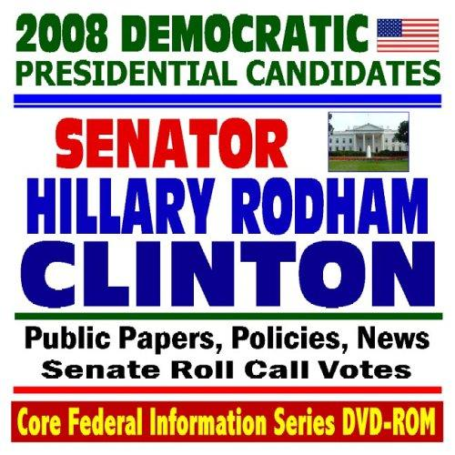 2008 Democratic Presidential Candidates