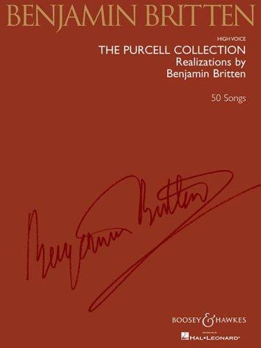Download The Purcell Collection – Realizations by Benjamin Britten