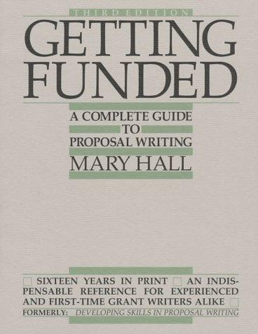 Download Getting funded