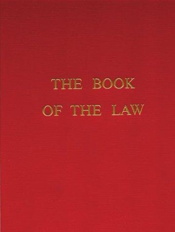 Download Book of the Law