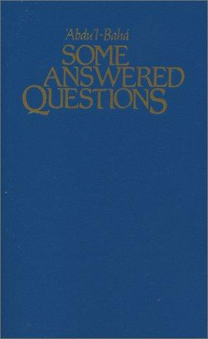 Download Some answered questions