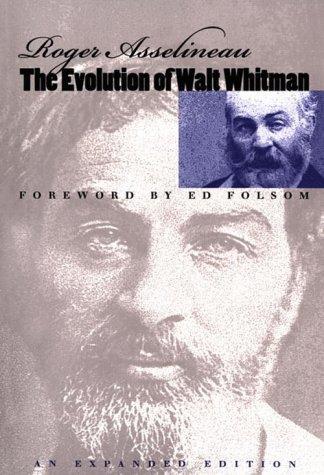 The evolution of Walt Whitman