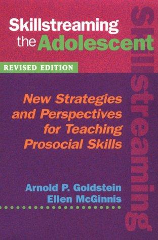 Download Skillstreaming the adolescent