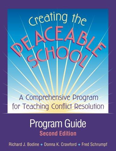 Creating the peaceable school