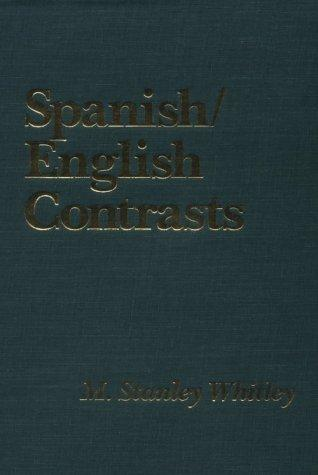 Download Spanish/English Contrasts
