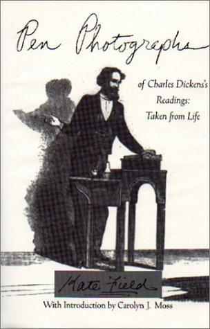 Download Pen photographs of Charles Dickens's readings