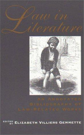 Download Law in Literature