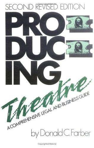 Download Producing Theatre