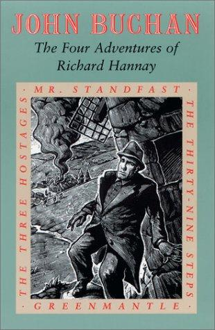 Download The Four Adventures of Richard Hannay