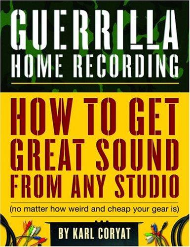 Download Guerrilla Home Recording