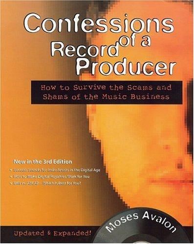 Download Confessions of a Record Producer
