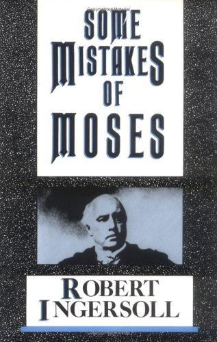Download Some mistakes of Moses