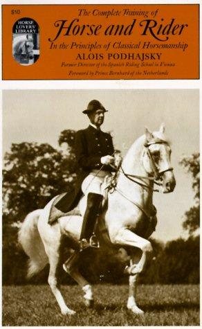 Download Complete Training of Horse and Rider