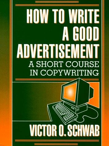 Download How to Write a Good Advertisement