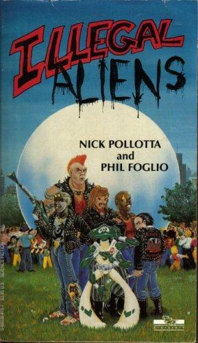 Illegal Aliens (Tsr Books)
