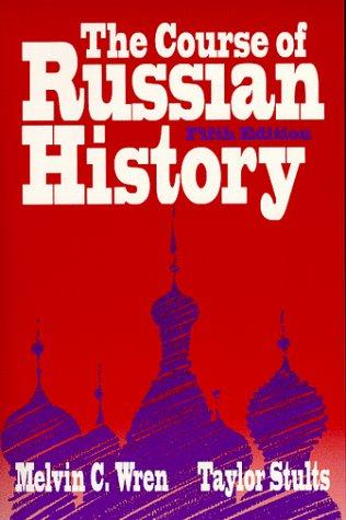 The course of Russian history