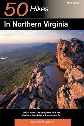 50 hikes in Northern Virginia