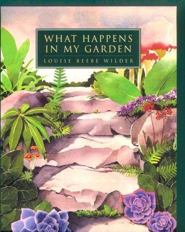 Download What happens in my garden