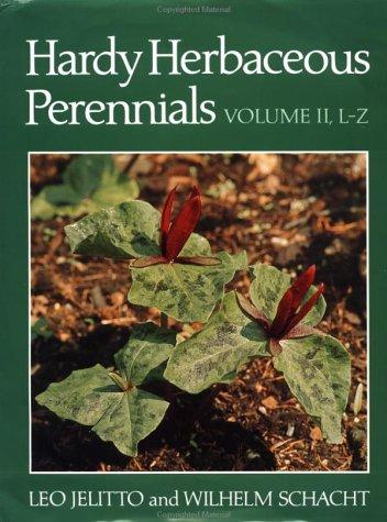 Hardy herbaceous perennials