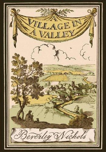 A village in a valley by Nichols, Beverley