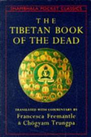 The Tibetan Book of the Dead (Shambala Pocket Classics) by Trungpa, Chogyam