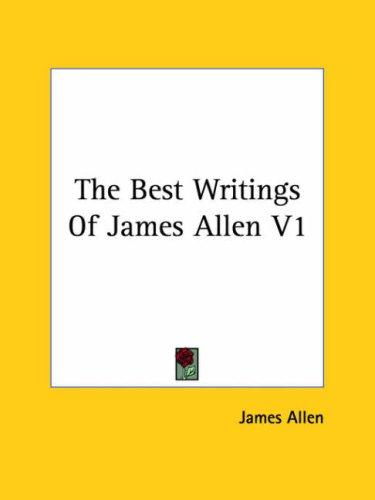 Download The Best Writings of James Allen
