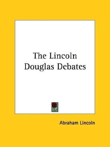 Download The Lincoln Douglas Debates