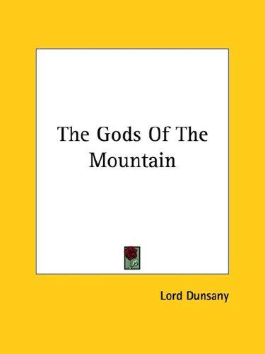 Download The Gods of the Mountain