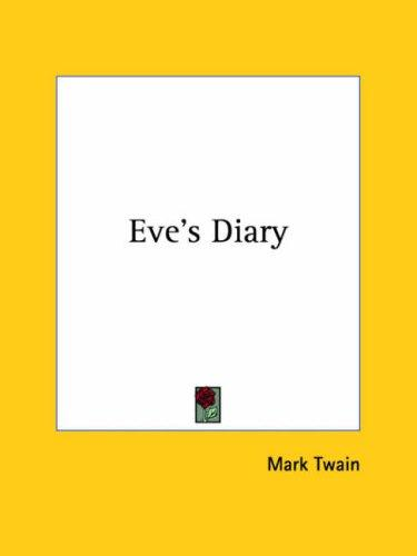 Download Eve's Diary