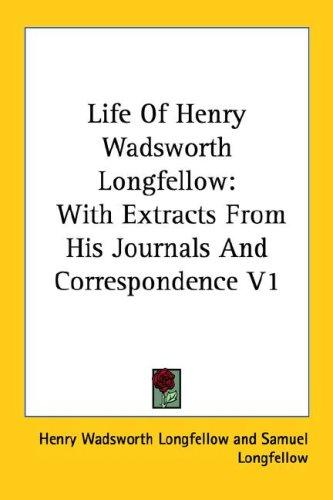 Download Life Of Henry Wadsworth Longfellow