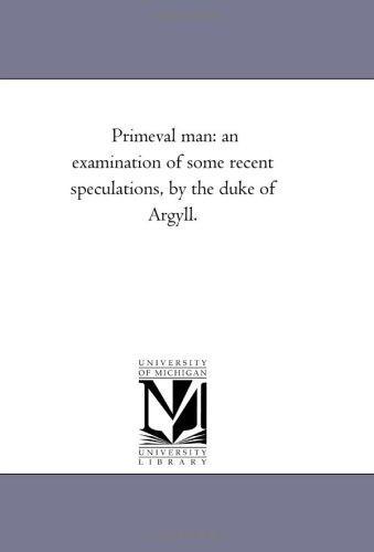 Download Primeval man