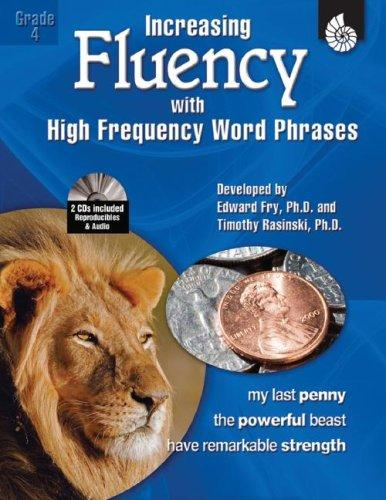Download Increasing Fluency with High Frequency Word Phrases Gr. 4 (Increasing Fluency with High Frequency Word Phrases)