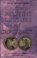 Download The Pristine Culture of Capitalism