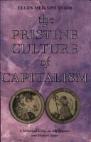 Download The Pristine Culture of Capitalism