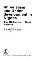Download Imperialism and Underdevelopment in Nigeria