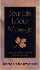 Download Your life is your message