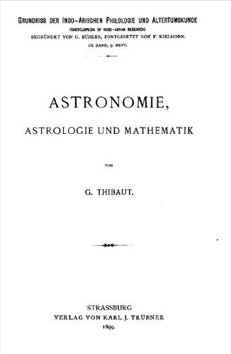 Download Astronomie, Astrologie, und Mathematik