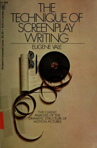 Download The technique of screenplay writing