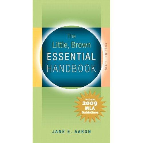 Download The Little, Brown essential handbook