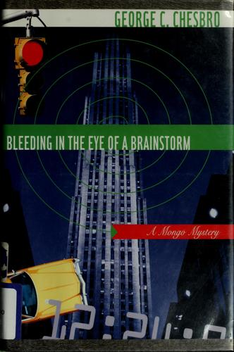 Download Bleeding in the eye of a brainstorm