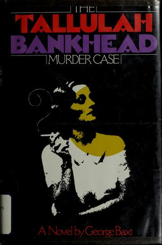 Download The Tallulah Bankhead murder case