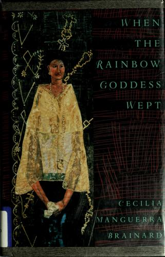 Download When the rainbow goddess wept