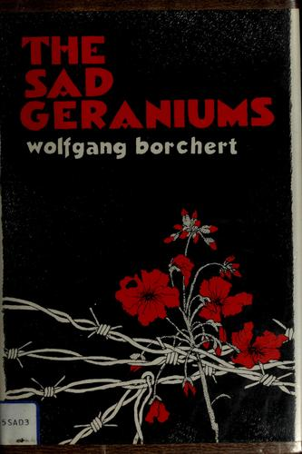 Download The sad geraniums, and other stories