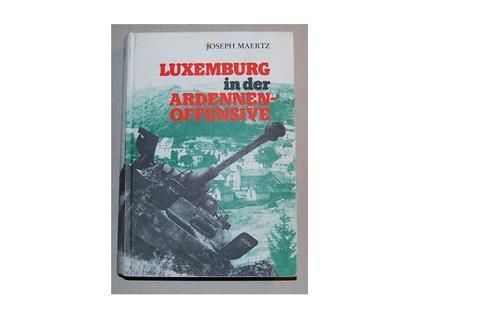 Luxemburg in der Ardennenoffensive, 1944/45