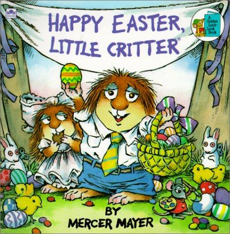 Download Happy Easter, Little Critter (Golden Look-Look Books)