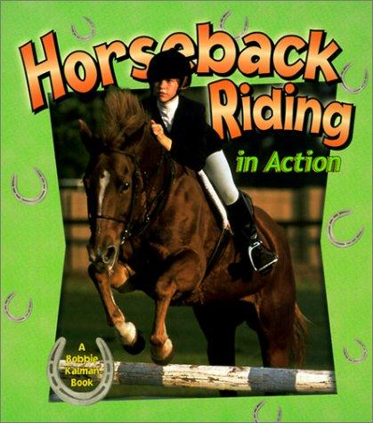 Download Horseback Riding in Action (Sports in Action)
